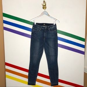 NEW Paige hoxton ankle jeans high waist